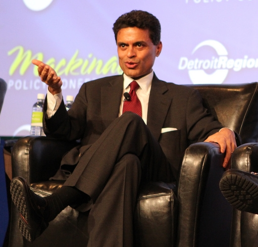 "Serial plagiarist CNN's Fareed Zakaria calls president ""bulls**ter"" several times on air – Trump derangement syndrome is real"